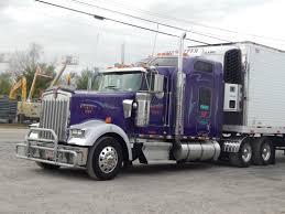 used w900 kenworth trucks for sale in canada kenworth custom w900l semi trucks u0026 trailers 2 pinterest
