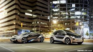electric cars bmw bmw i8 bmw i3
