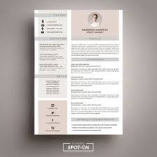 creative resume template for microsoft word the ariana instant