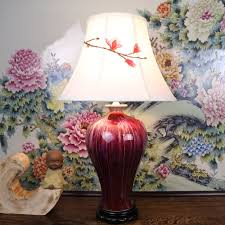 Ceramic Table Lamps For Living Room Large Ceramic Table Lamps Promotion Shop For Promotional Large