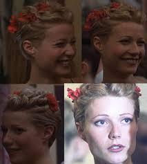 gwyneth paltrow sliding doors haircut sliding doors hair saudireiki