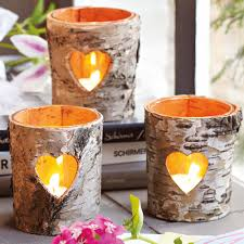 fireplace candle holder ideas cheap image of photo loversiq