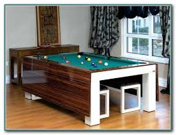Pool Table And Dining Table by Pool Table Converts Into Dining Table Pools Home Decorating