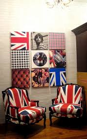 18 best union jack bedroom decor images on pinterest chairs