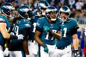 eagles vs cowboys live updates score and highlights for sunday
