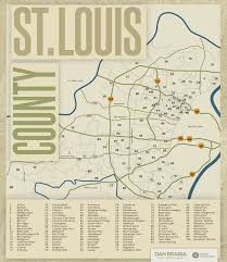 Lebanon Hills Map Saint Louis County Map