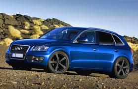 Audi Q7 Matte Black - fourtitude com q5 with black wheels