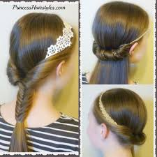 hairstyles for girl video 3 quick and easy hairstyles for school using headbands hairstyles