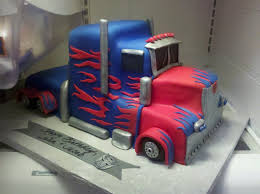 optimus prime cakes s and j delights optimus prime cake