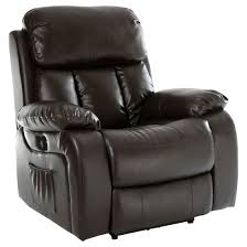 Swedish Leather Recliner Chairs Chester Electric Heated Leather Massage Recliner Chair Sofa Gaming