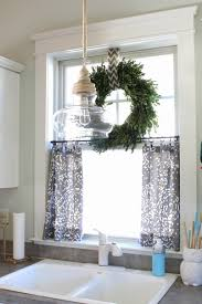kitchen cafe curtains ideas curtains half window curtains ideas kitchen vintage country
