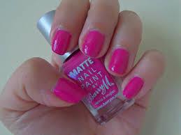 manicure monday 29 barry m matte nail polish rhossili merry musing