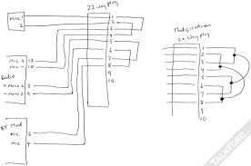 wiring diagram bluetooth voice usb module in car entertainment