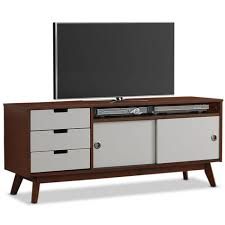 Modern Classic Furniture Modern Classic Mid Century Style Tv Stand Entertainment Center In