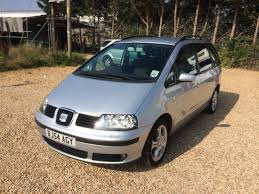 used seat alhambra 19 tdi pd stylance 7 seat 130 ps 5dr fsh cam