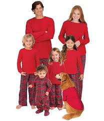 2018 new year family matching pajamas pjs sets
