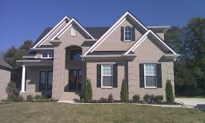American Small House Finest Brick Houses With White Siding With America 1300x1065