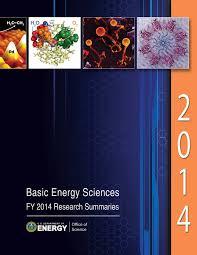 research u s doe office of science sc