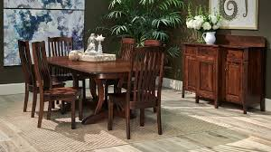 brown collection maple dining room set espan us