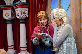 disney princess anna anna elsa frozen princess patches