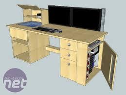 Computer Desk Mod Mod Of The Month June 2011 Bit Tech Net