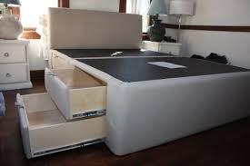 isabella plaform storage bed 8 drawer upholstered storage bed