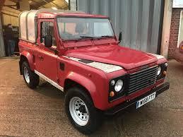 range rover defender pickup used land rover defender for sale walton motors