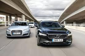 lexus vs audi a6 vs lexus gs vs mercedes e class vs volvo s90