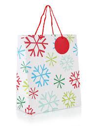 large disney frozen christmas gift bag clintons