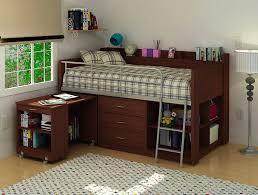 Mixing Work With Pleasure Loft Bunk Bed Plans Desk Underneath Hostgarcia