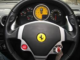 ferrari speedometer anyone annoyed by the speedometer setup