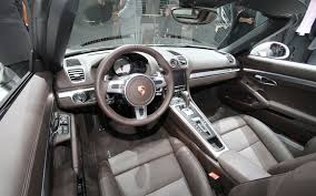porsche inside porsche boxster brief about model
