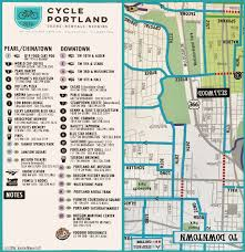 Portland Maps Com by News Cycle Portland Bike Tours U0026 Rentals