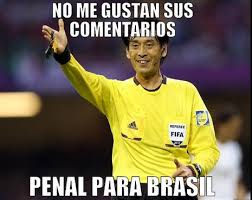 Futbol Memes - memes chistes y bromas brasil croacia mundial de futbol brasil