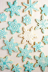 694 best decorated snowflake cookies images on pinterest
