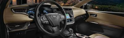 2001 Toyota Avalon Interior 2017 Toyota Avalon Lagrange Ga Lagrange Toyota