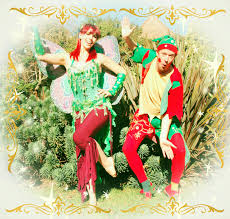 Christmas Parties Bristol Elves Christmas Party Felicity Fairy Parties