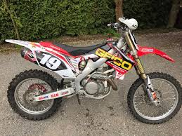 honda crf450r 2012 in norwich norfolk gumtree
