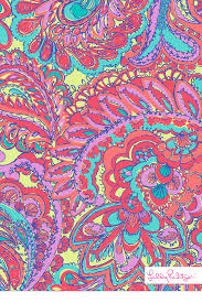 Wallpaper Patterns by Lilly Pulitzer Feelin Groovy Mobile Wallpaper Patterns We Love