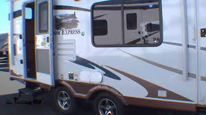 new 2012 24 foot freedom express travel trailer by coachman youtube