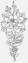 Flower Designs For Embroidery Free Embroidery Patterns From Dmc Crochet Knitting And
