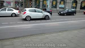opel germany iab reader snaps 2015 opel corsa in germany