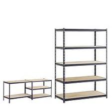 Heavy Duty Garage Shelving by Garage Shelving Garage Storage Shelves Sears