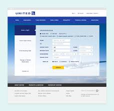 United Airlines Flight Change by United Airlines U2014 Hyeji Jun
