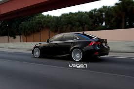 lexus is executive lexus is250 f sport velgen wheels vmb7 matte silver 20x9