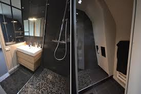 salle d eau dans chambre 2 chambres pour former une suite parentale référence ourm