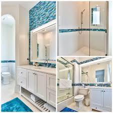 Glass Tile Bathroom Designs 8 Ways To Perk Up Your Bathroom Design With Tile Susan Jablon Blog
