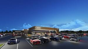 audi dealership exterior fort construction u2013 new audi dealership coming to grapevine
