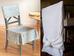 Diy Dining Room Chair Covers Dining Room Chair Slipcovers Offers Fresh Look To Your Dining Room
