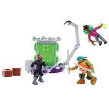 teenage mutant ninja turtles mega bloks teenage mutant ninja turtles mutation lab toys r us